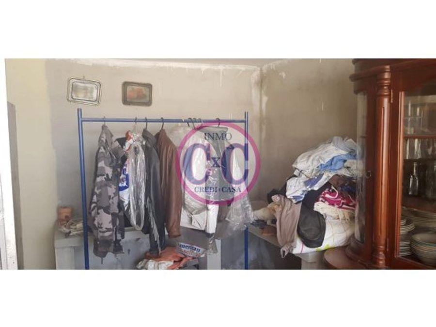 cxc venta casa terreno sanjosedemoran exp 2455