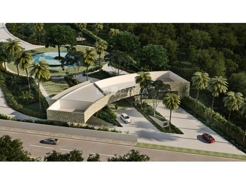 exclusiva privada residencial con club de golf