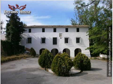 masia del siglo xviii 2350 mts