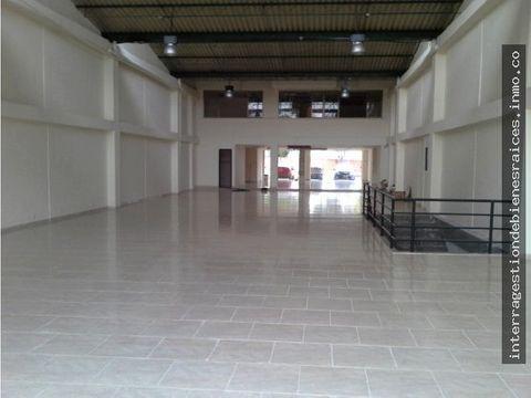 venta y arrendamiento de edificio