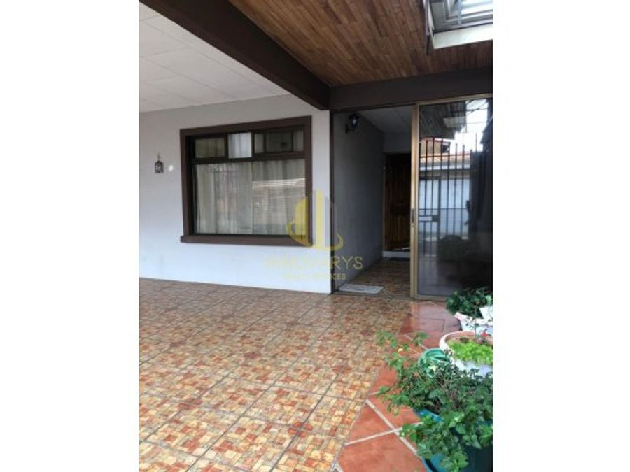 venta casa en condominio san francisco heredia