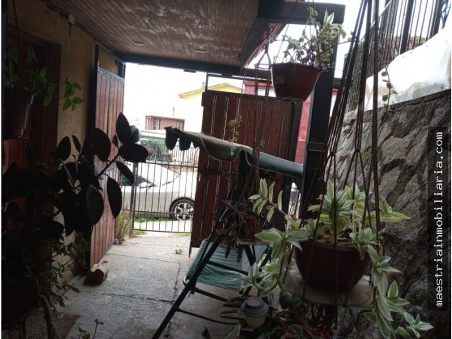 se vende casa en villa los conquistadores comuna de penco concepcion