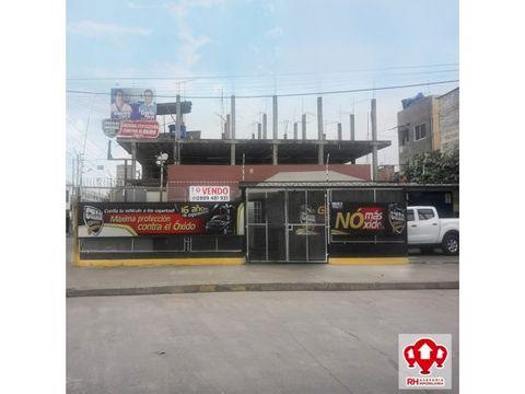 casa esquinera en venta centro machala 939