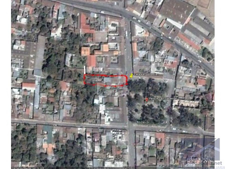 terreno en antigua por parque san sebastianddes