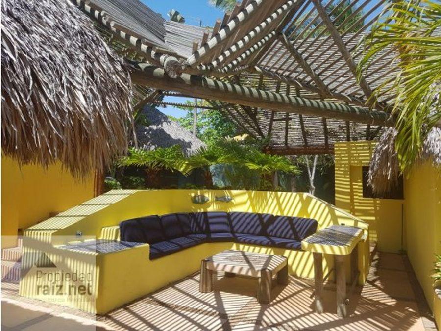 casa de playa en monterrico 5 soles d