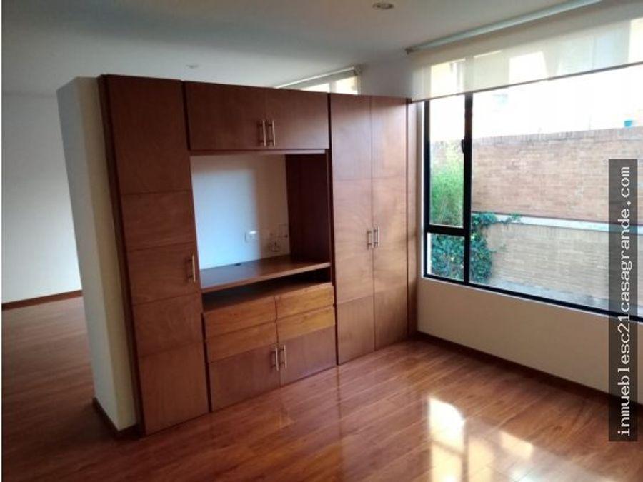 venta de apartamento santa barbara occidental