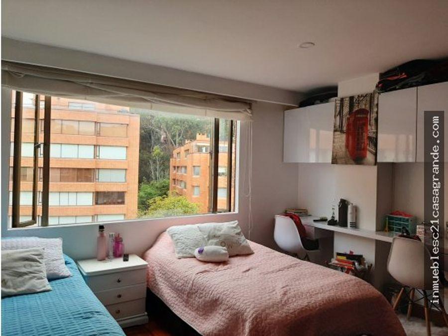 venta apartamento sector exclusivo rosales