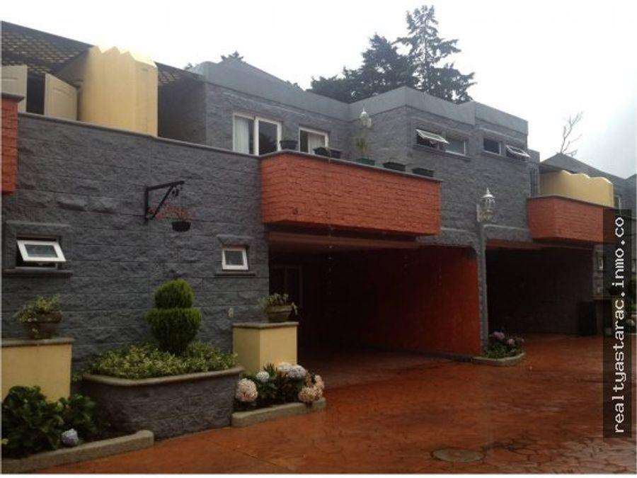 vendo casa en condominio el fortin