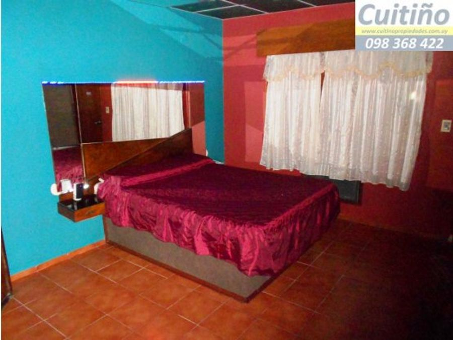 chacra 3 has ideal residencial o motel