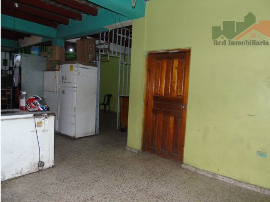 propiedad en barrio morazan de tegucigalpa