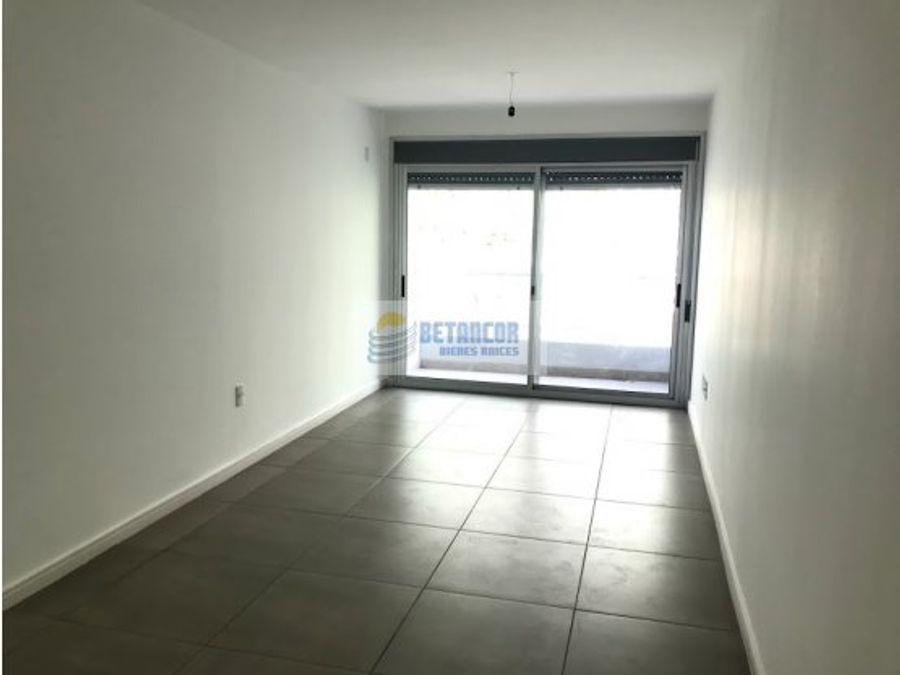 apartamento 1 dormitorio en centro