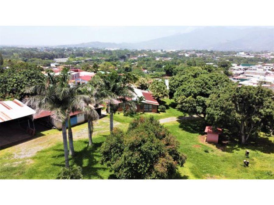 venta de propiedad para desarrollar alajuela