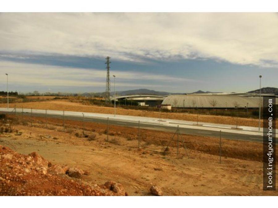 suelo industrial en synchrotron park