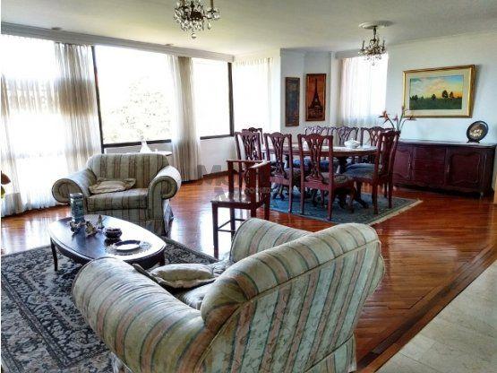 amplio apartamento para la venta en el campestre