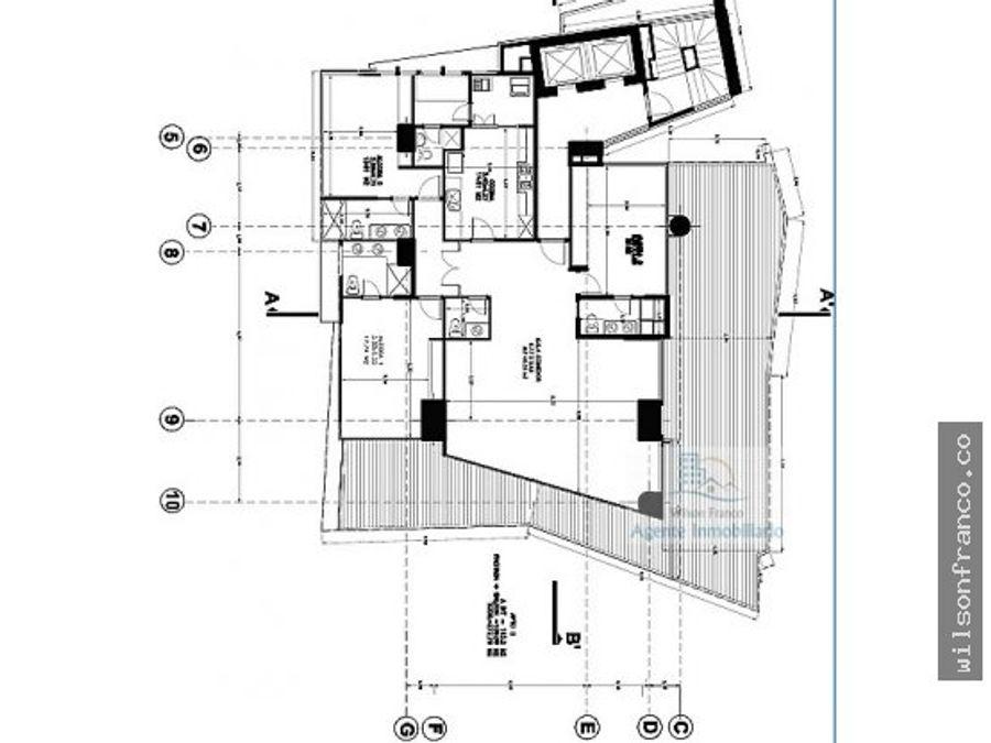 apartamento en venta castillogrande cartagena
