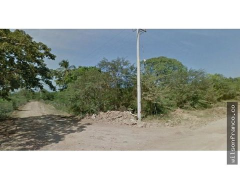 venta de terreno industrial mamonal cartagena