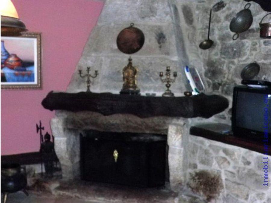 casa restaurada en campolameiro