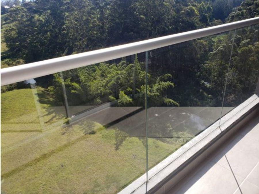 venta de apartamento ojo de agua rionegro
