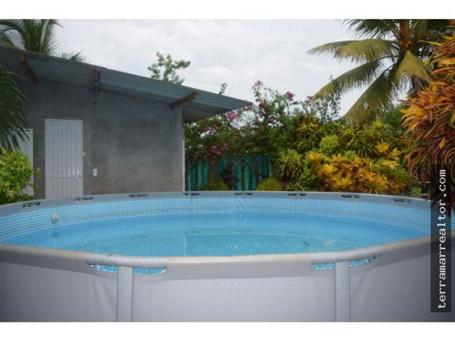 alquiler cabanas de 4 a 23 pers con piscina playa