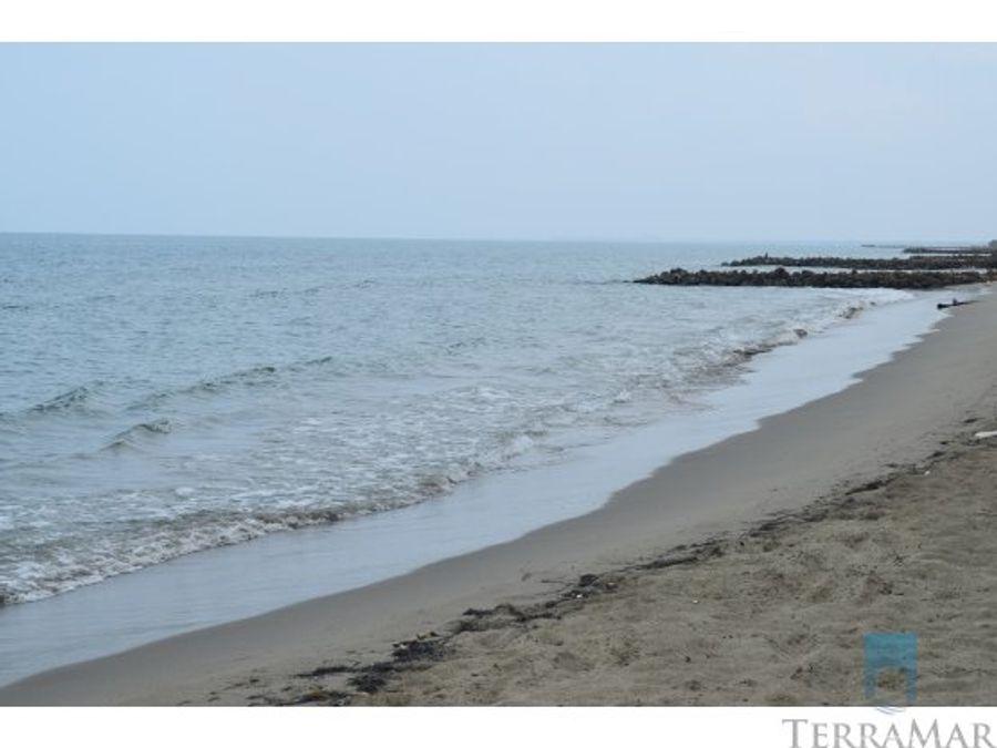 apartamento en venta frente al mar