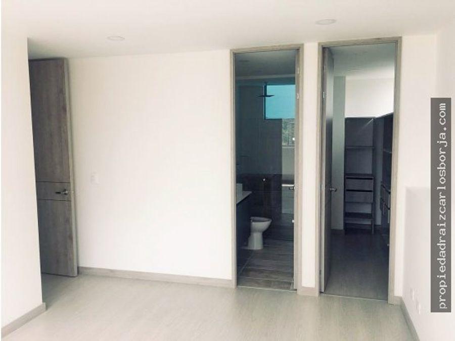 apartamento para estrenar la intermedia envigado