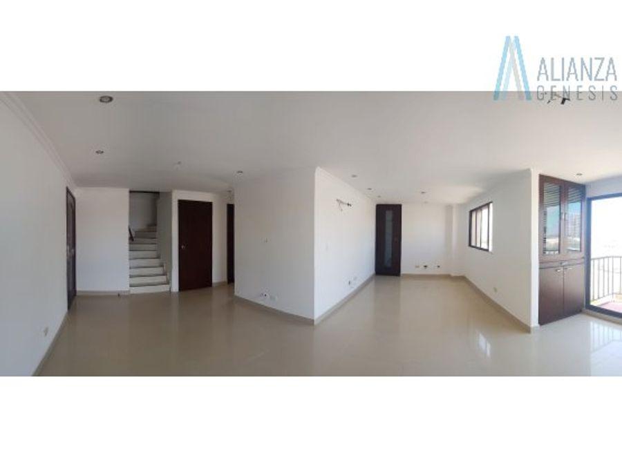 venta apartamento duplex barranquilla