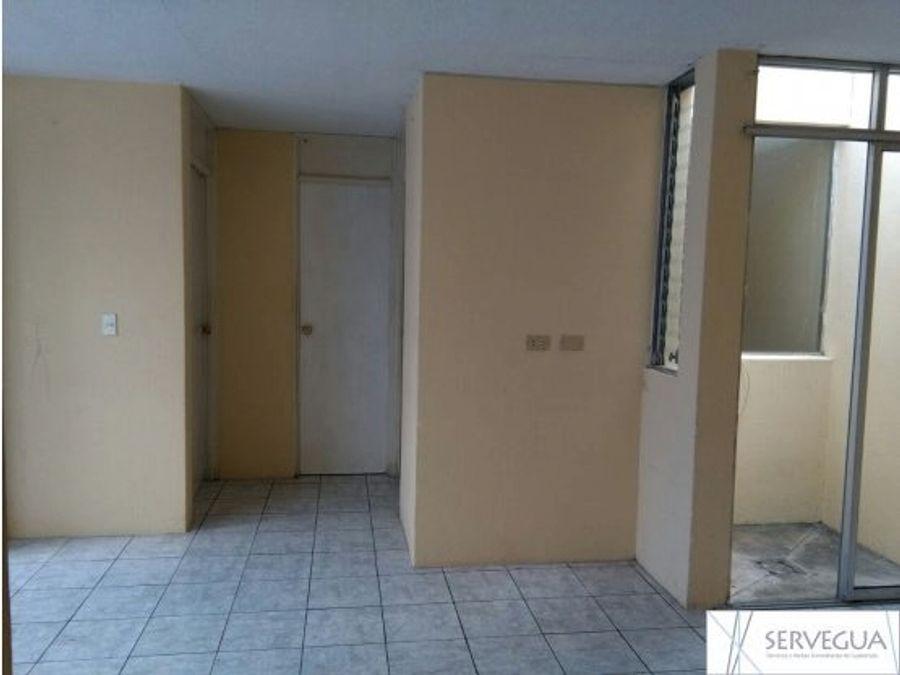 apartamento en renta zona 15 colonia el maestro