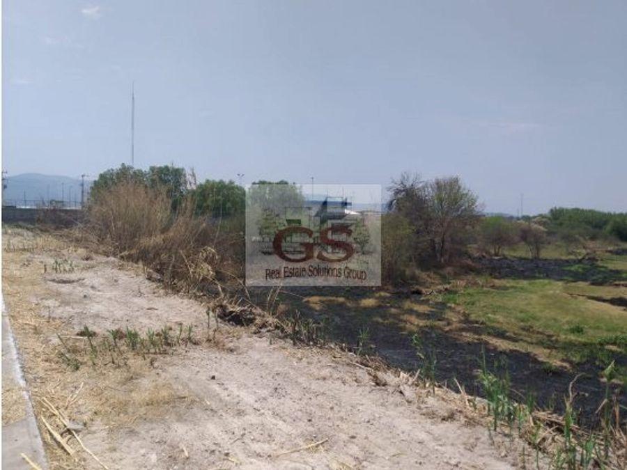 terreno en venta cerca de conagua celaya