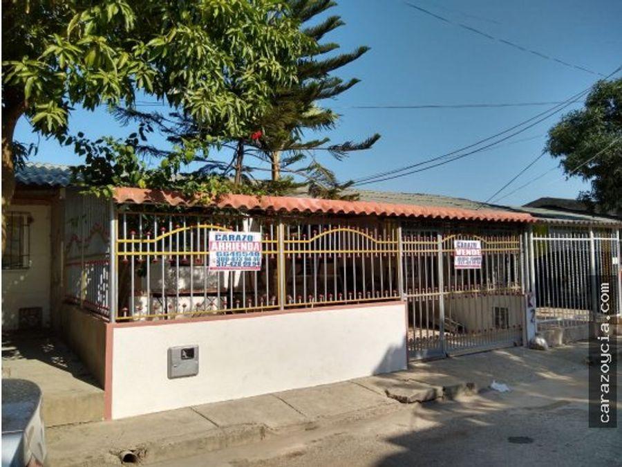 carazo vende casa en villa grande india 1