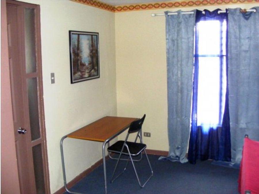apartamento amueblado san jose barrio cordoba zapote