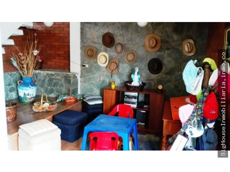 se vende casa campestre en cogua