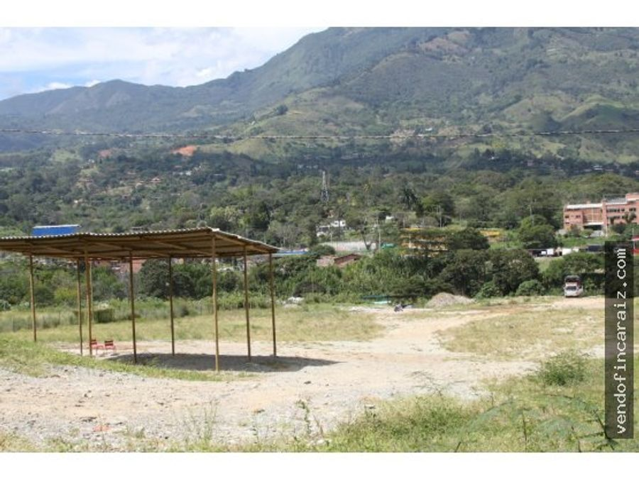 lote industrial en venta copacabana antioquia