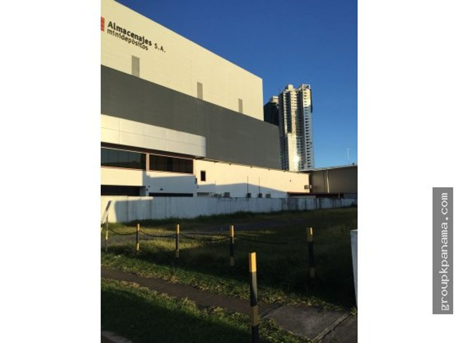 alquilo terreno parque industrial cde