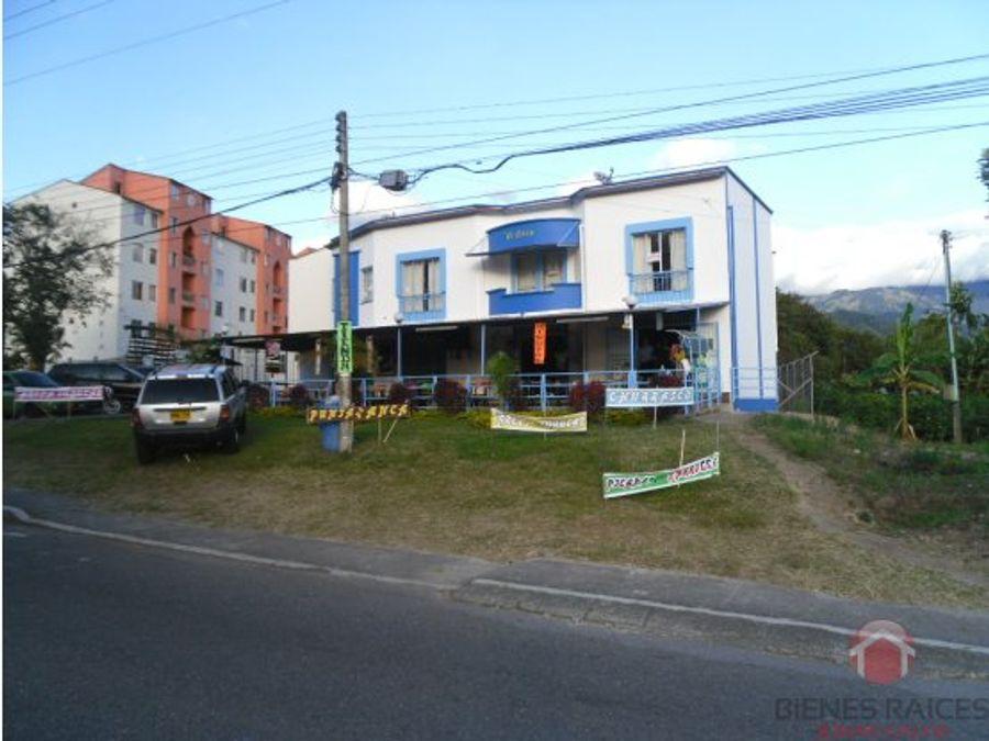 venta de edificio con renta en armenia