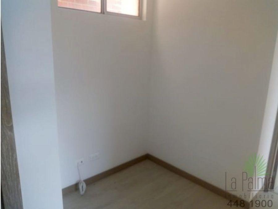 apartamento en arriendo en la estrella cod 5610