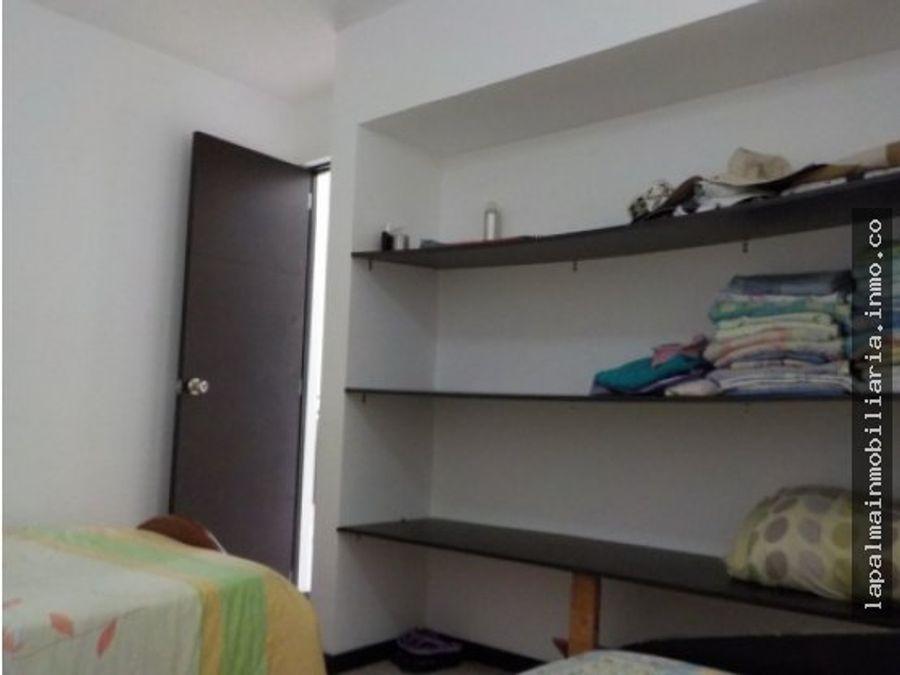apartamento en venta santa fe cod 1551
