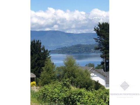 parcela en venta en futrono vista al lago ranco condominio privado