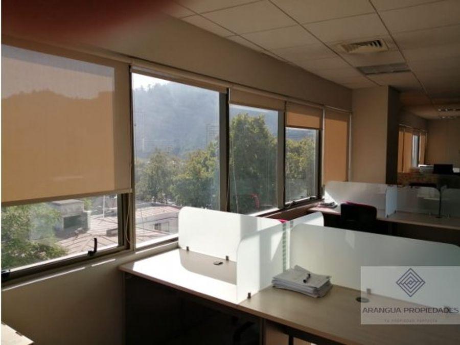 oficina en arriendo en providencia francisco noguera