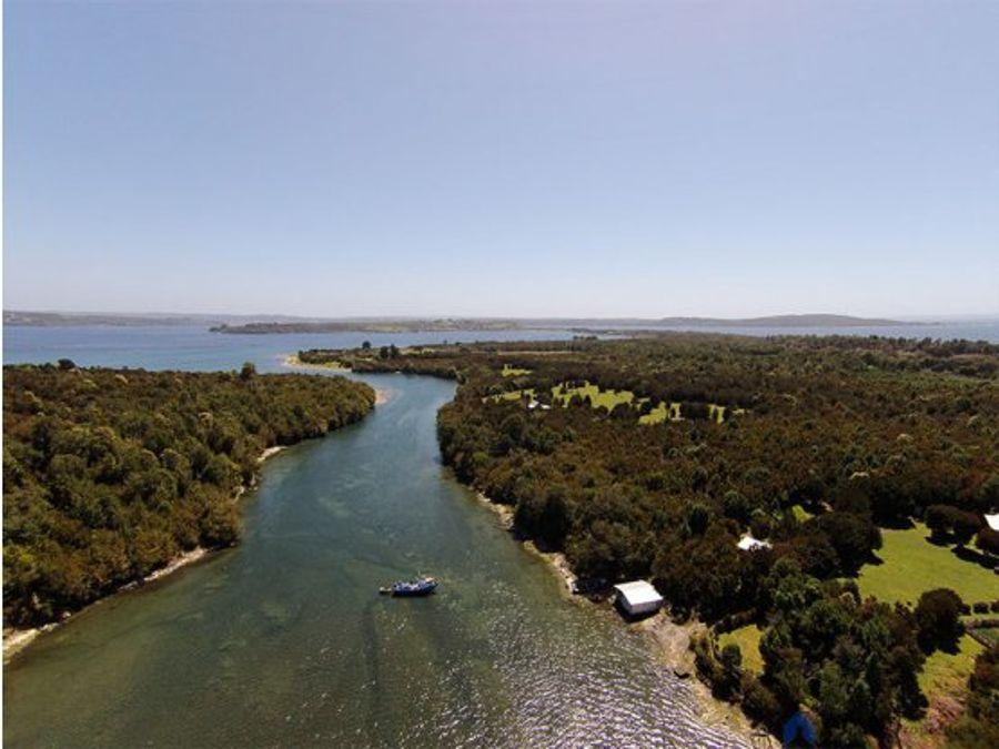 gran oportunidad venta 2x1 parcelas en isla cailinquellonchiloe