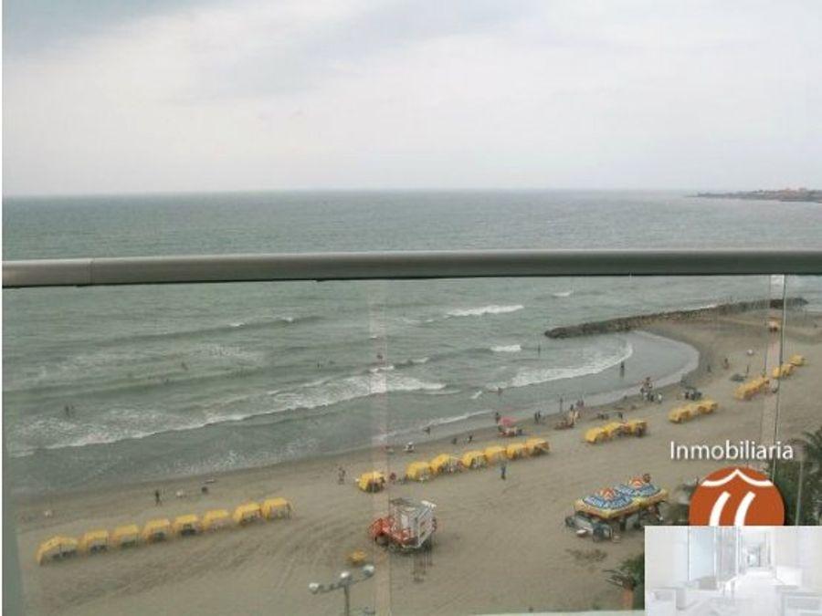 edificio palmetto eliptic frente al mar 1 alcoba