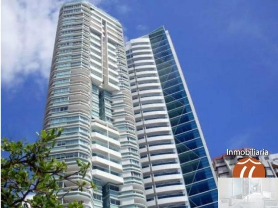 apartamento con vista al mar piso 24 eliptic cemc