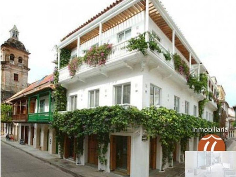 casa estilo colonial vista ciudad amurallada cams