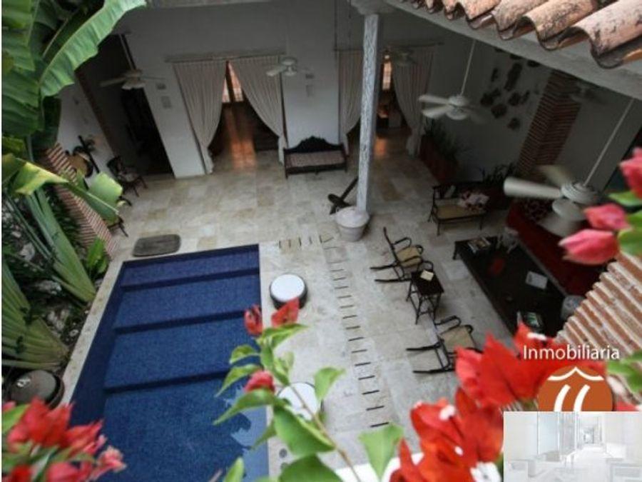 casa en calle del curato cartagena