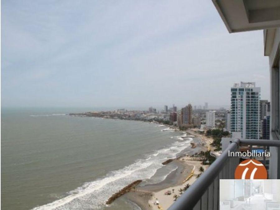 apartamento 2 hab con vista al mar palmetto