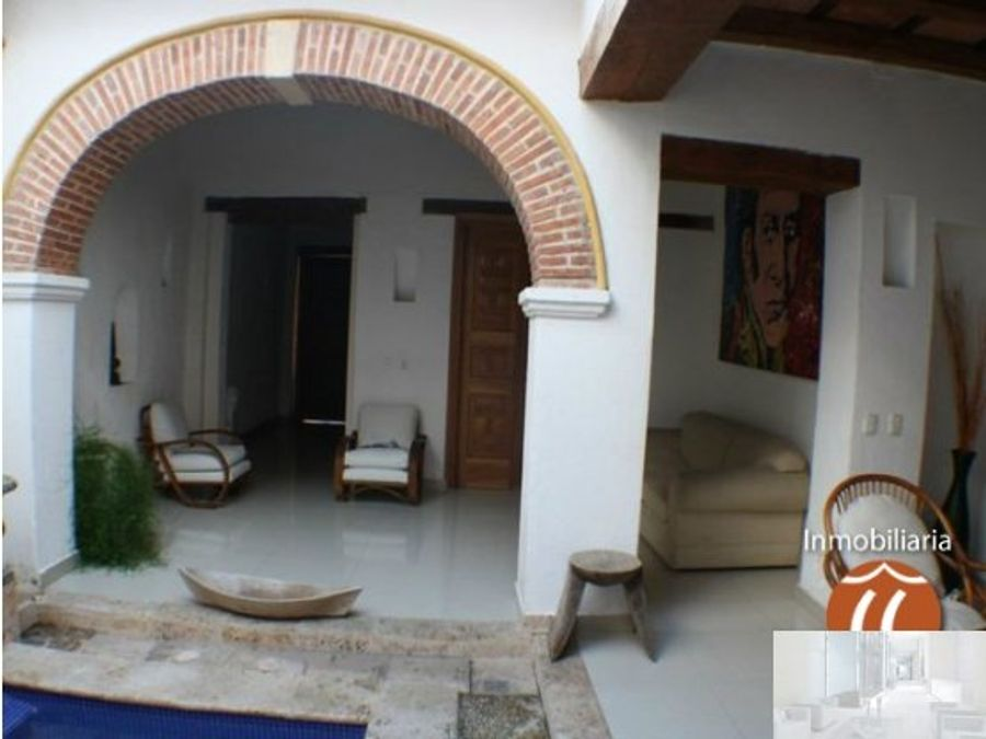 casa restaurada centro historico de cartagena