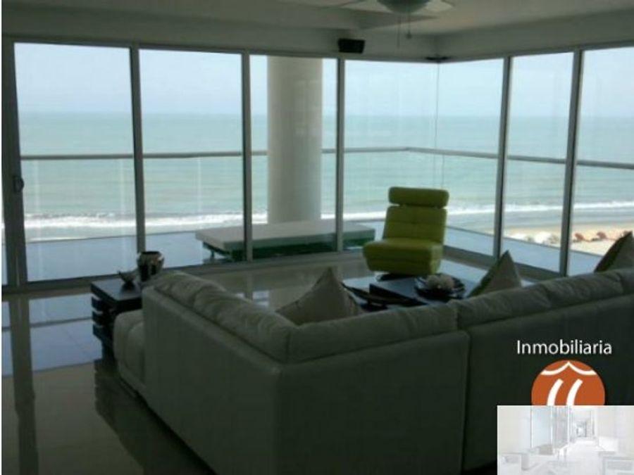 apartamento 601 con vista al mar morros ultra