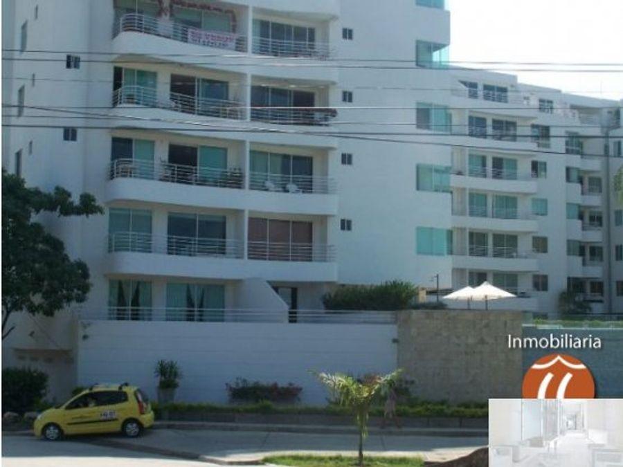 arriendo apartamento edificio brisas del mar