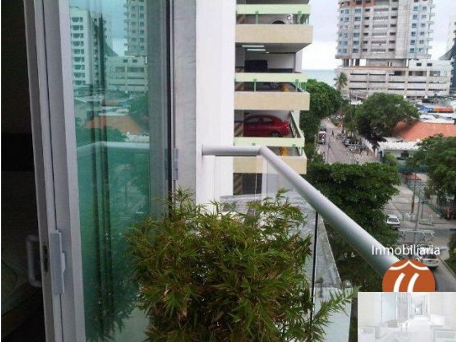 apartamento amoblado edificio marquis