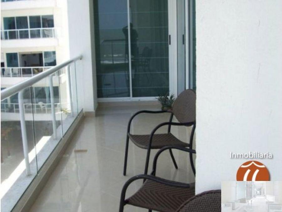 rento apartamento 409 en el edificio terrazzino i