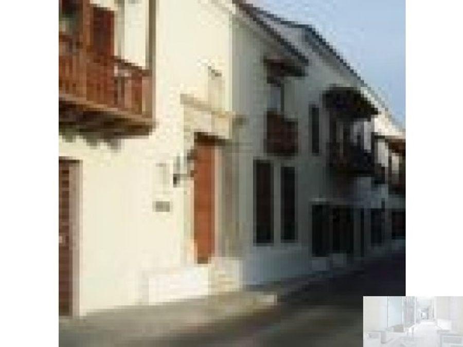arriendo casa virrey centro historico cartagena